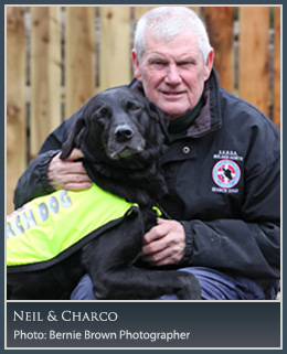 Dog Training: Neil and Charco