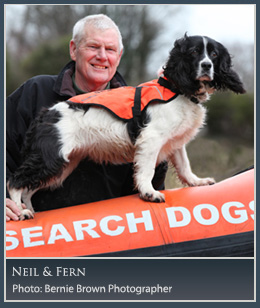 Dog Training: Neil and Fern