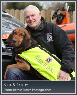 Dog Training: Neil and Paddy
